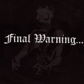 Final Warning - Pdx [CD]