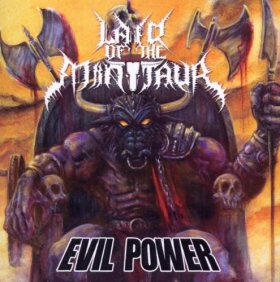 Lair Of The Minotaur - Evil Power [CD]