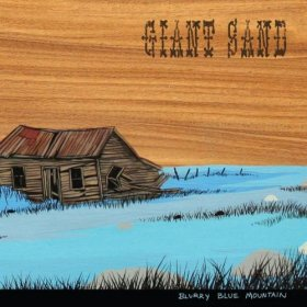 Giant Sand - Blurry Blue Mountain [CD]