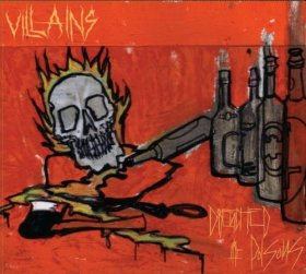 Villains - Drenched In The Poisons [CD]