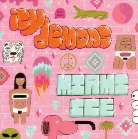 Icy Demons - Miami Ice [CD]