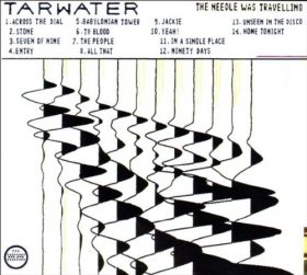 Tarwater - The Needle Was Travelling [Vinyl, 2LP]