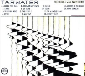 Tarwater - The Needle Was Travelling [CD]