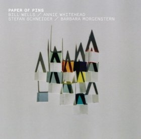 Wells / Schneider / Whitehead - Paper Of Pins [CD]