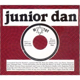 Junior Dan - Hi Try [CD]