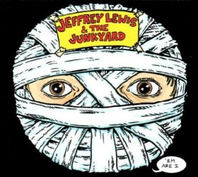 Jeffrey Lewis - 'Em Are I [CD]