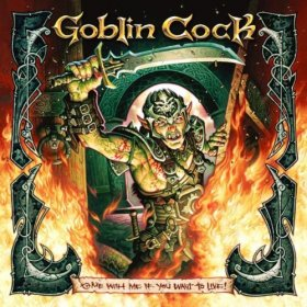 Goblin Cock - Come With Me If You Want To [Vinyl, LP]