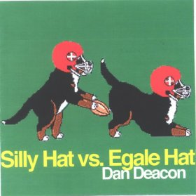 Dan Deacon - Silly Hat Vs Egale Hat [Vinyl, 2LP]