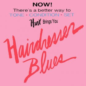 Hunx And His Punx - Hairdresser Blues [CD]