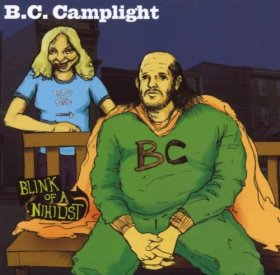 B.c. Camplight - Blink Of A Nihilist [CD]