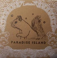 Paradise Island - Seeing Spots [CD]