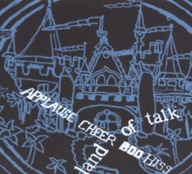 Land Of Talk - Applause Cheer Boo Hiss [CD]