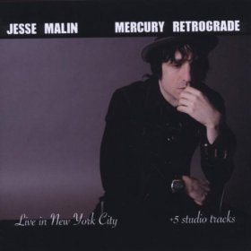 Jesse Malin - Mercury Retrograde [CD]
