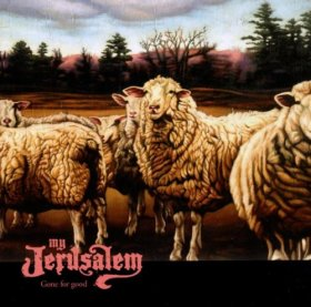 My Jerusalem - Gone For Good [CD]
