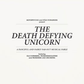 Motorpsycho - The Death Defying Unicorn [2CD]