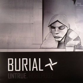 Burial - Untrue [CD]