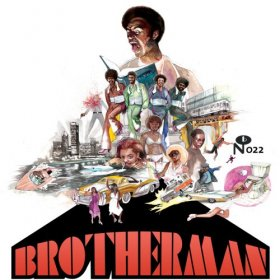 Final Solution - Brotherman Ost [CD]