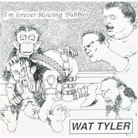 Watt Tyler - I'M Forever Blowing Bubbles [CD]
