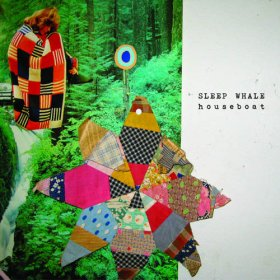 Sleep Whale - Houseboat [CD]
