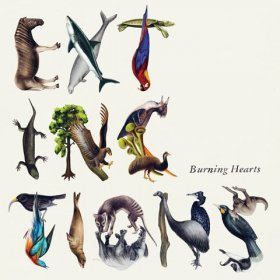 Burning Hearts - Extinctions [CD]