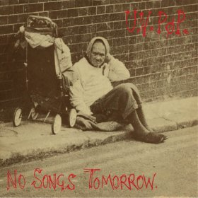 Uv Pop - No Songs Tomorrow [Vinyl, LP]