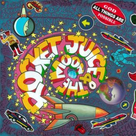 Rocket Juice & The Moon - S/T [CD]