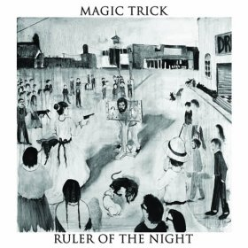 Magic Trick - Ruler Of The Night [CD]