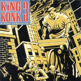 Various - King Konk 3 [CD]