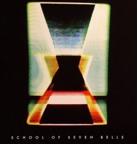 "School Of Seven Bells - Silent Grips [Vinyl, 7""]"
