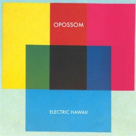 "Opossom - Electric Hawaii [3X7""]"