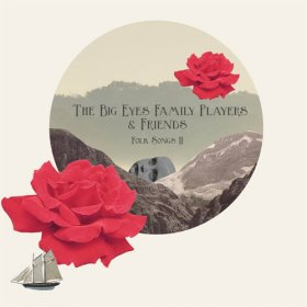 Big Eyes Family Players - Folk Songs II [CD]