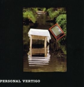 Something Like Elvis - Personal Vertigo [CD]