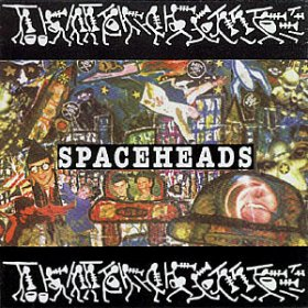 Spaceheads - Spaceheads [CD]