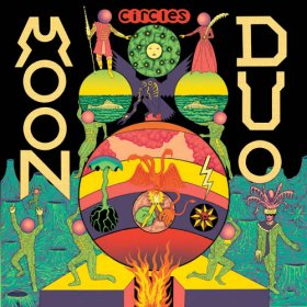 Moon Duo - Circles [Vinyl, LP]