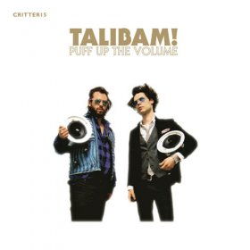Talibam! - Puff Up The Volume [CD]