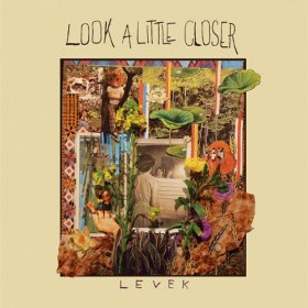 Levek - Look A Little Closer [CD]
