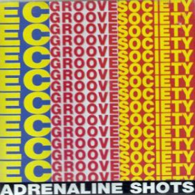 Ec Groove Society - Adrenaline Shots [CD]