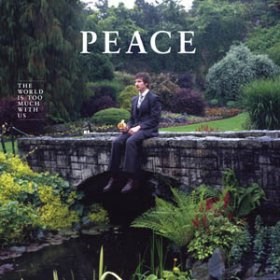 Peace - The World Is Too Much With Us [Vinyl, LP]