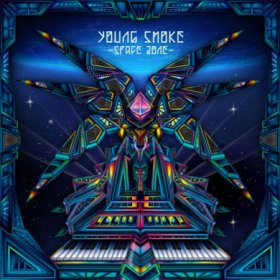 Young Smoke - Space Zone [CD]