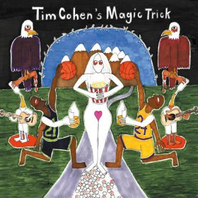 Tim Cohen - Magic Trick [CD]