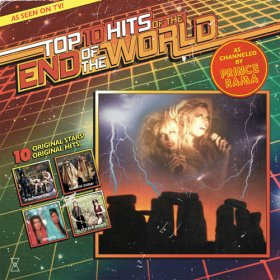 Prince Rama - Top Ten Hits Of The End Of [Vinyl, CD]