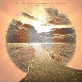 Peter Daltrey & Asteroid No.4 - The Journey [CD]