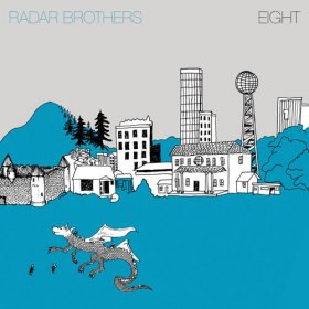Radar Brothers - Eight Ways To Start A Day [Vinyl, LP + CD]