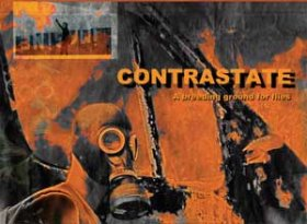 Contrastate - A Breeding Ground For Flies [CD]