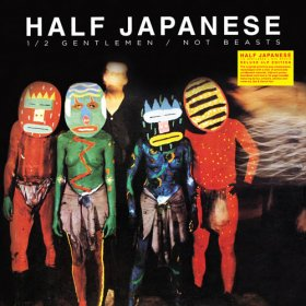 Half Japanese - Half Gentlemen/Not Beasts [3CD]