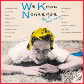 49 Americans - We Know Nonsense [Vinyl, LP]