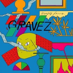 Hooded Fang - Gravez [CD]