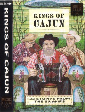 Various - Kings Of Zydeco [CD]