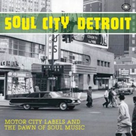 Various - Soul City: Detroit [2CD]