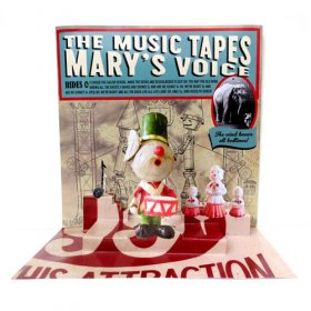 Music Tapes - Mary's Voice [Vinyl, LP]
